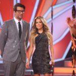 Let's Dance 2016 Show 6 - Die Moderatoren Sylvie Meis und Daniel Hartwich