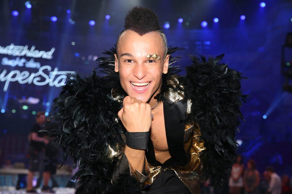 """Schon beim Casting von """"Deutschland sucht den Superstar"""" in dieser Staffel war klar, dass Prince Damien zu Höherem berufen war."""
