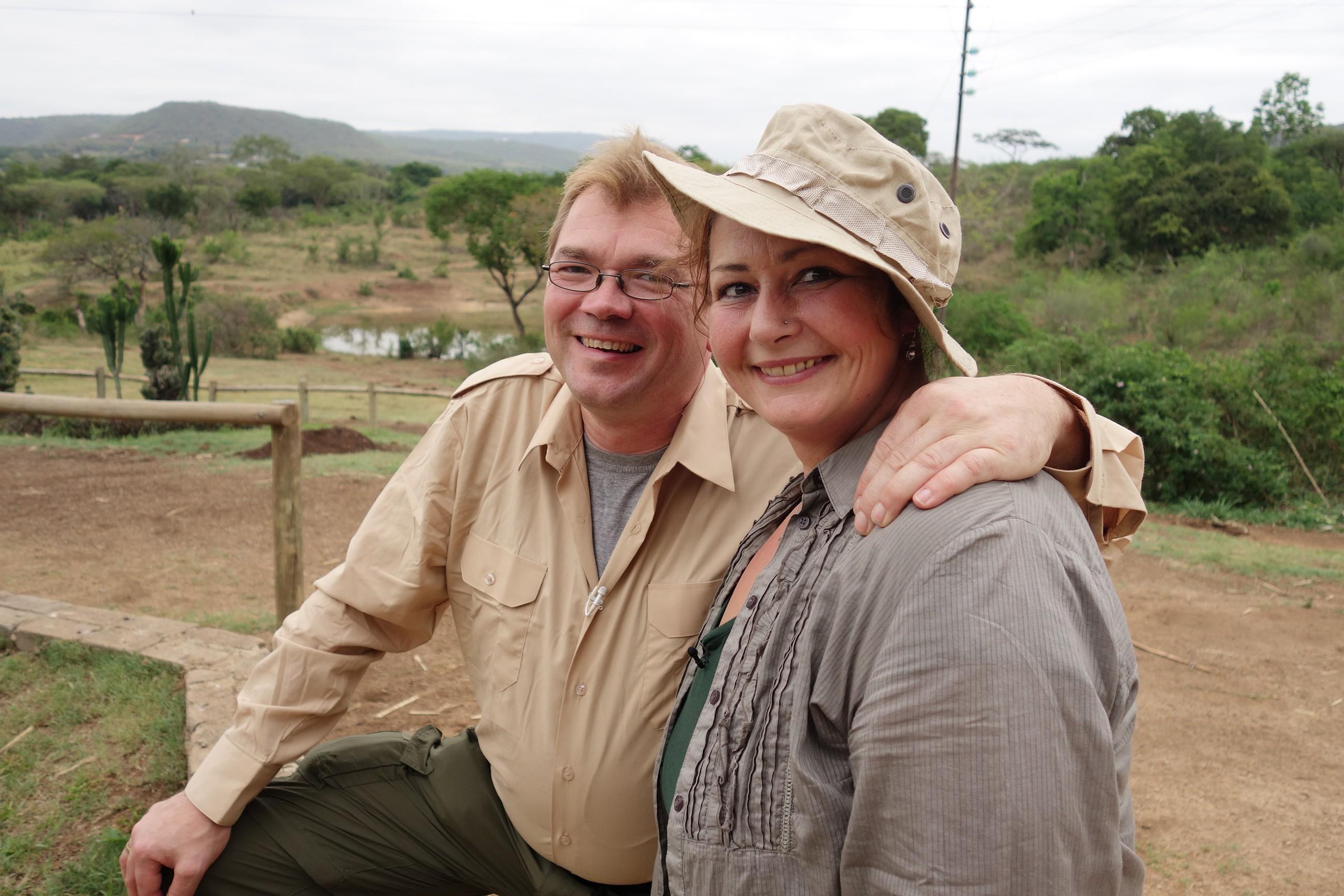 Bauer sucht Frau 2016 - Willi und Karola in Afrika