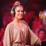 Let's Dance 2016 Show 9 - Moderatorin Sylvie Meis