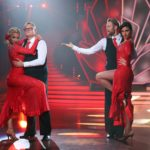 Let's Dance 2016 Show 9 - Julius Brink mit Ekaterina Leonova und Ulli Potofski mit Kathrin Menzinger