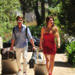 Das Sommerhaus der Stars - Ankunft Rocco Stark und Angelina Heger