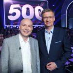 500 - Die Quiz-Arena - Günther Jauch und Ralf Schnoor