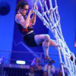 Ninja Warrior Germany 2016 - Alix Arndt