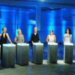 """Das Sommerhaus der Stars Folge 1 - Die Stars beim Spiel """"Zeig mir dein Gesicht"""""""