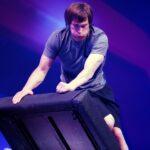 Ninja Warrior Germany 2016 - Teilnehmer Sebastian Dietz