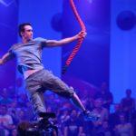 Ninja Warrior Germany 2016 - Teilnehmer Thomas Brüsewitz