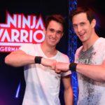 Ninja Warrior Germany 2016 - Teilnehmer Thomas und Viktor Brüsewitz