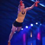 Ninja Warrior Germany 2016 - Teilnehmerin Amelie Hundrieser