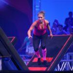 Ninja Warrior Germany 2016 - Roxana Strasser