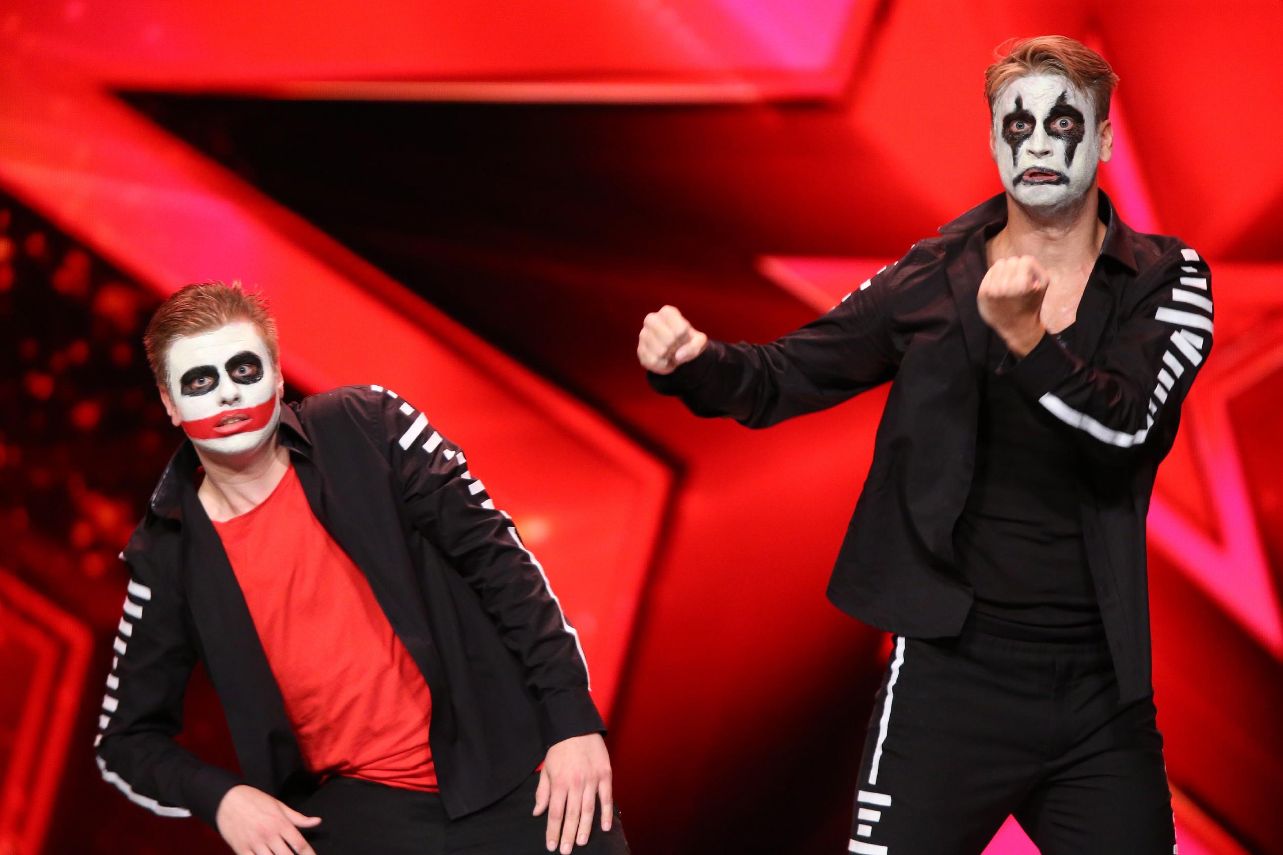 Das Supertalent 2016 - Zdenek Kremlacek und Patrick Ulman