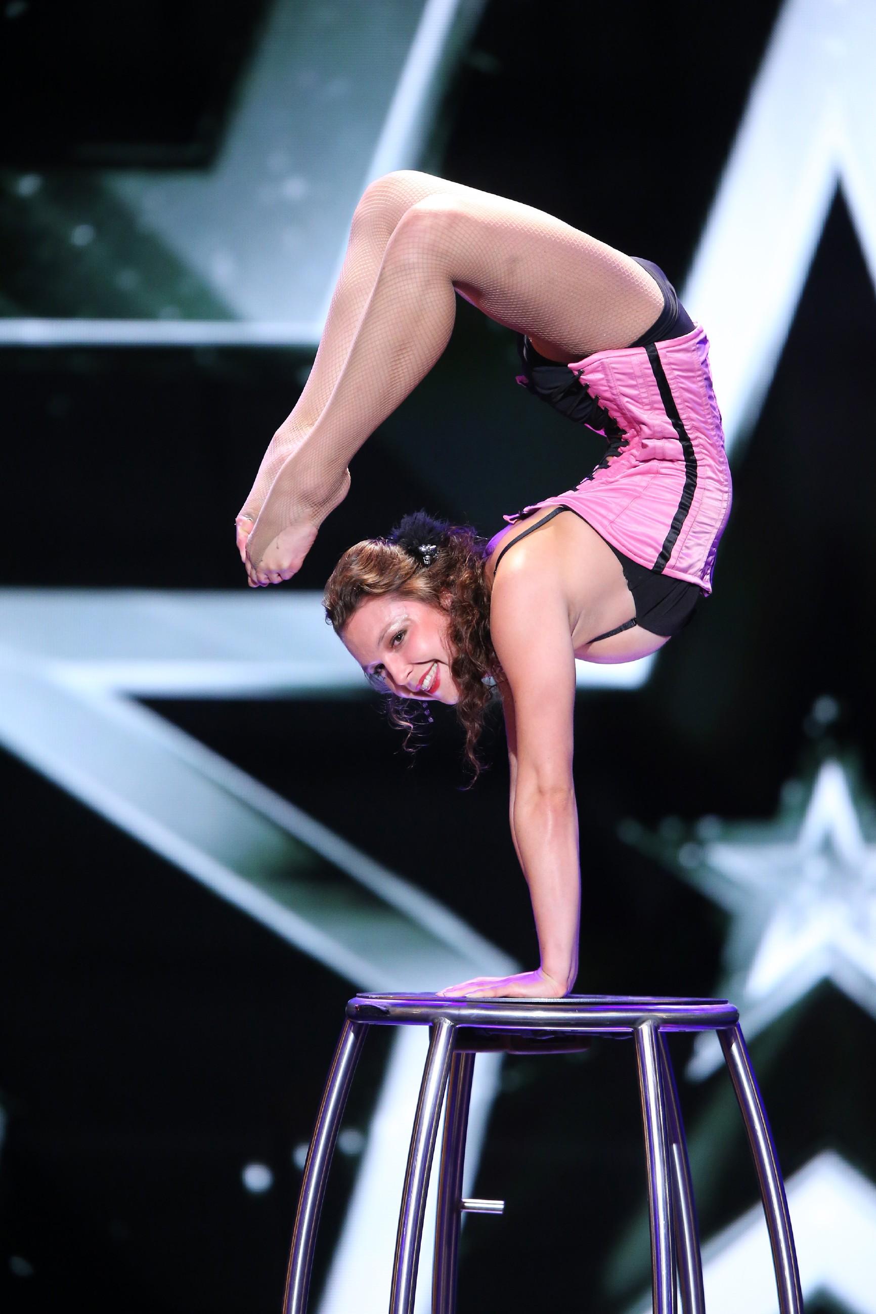 Das Supertalent 2016 - Sara Forster