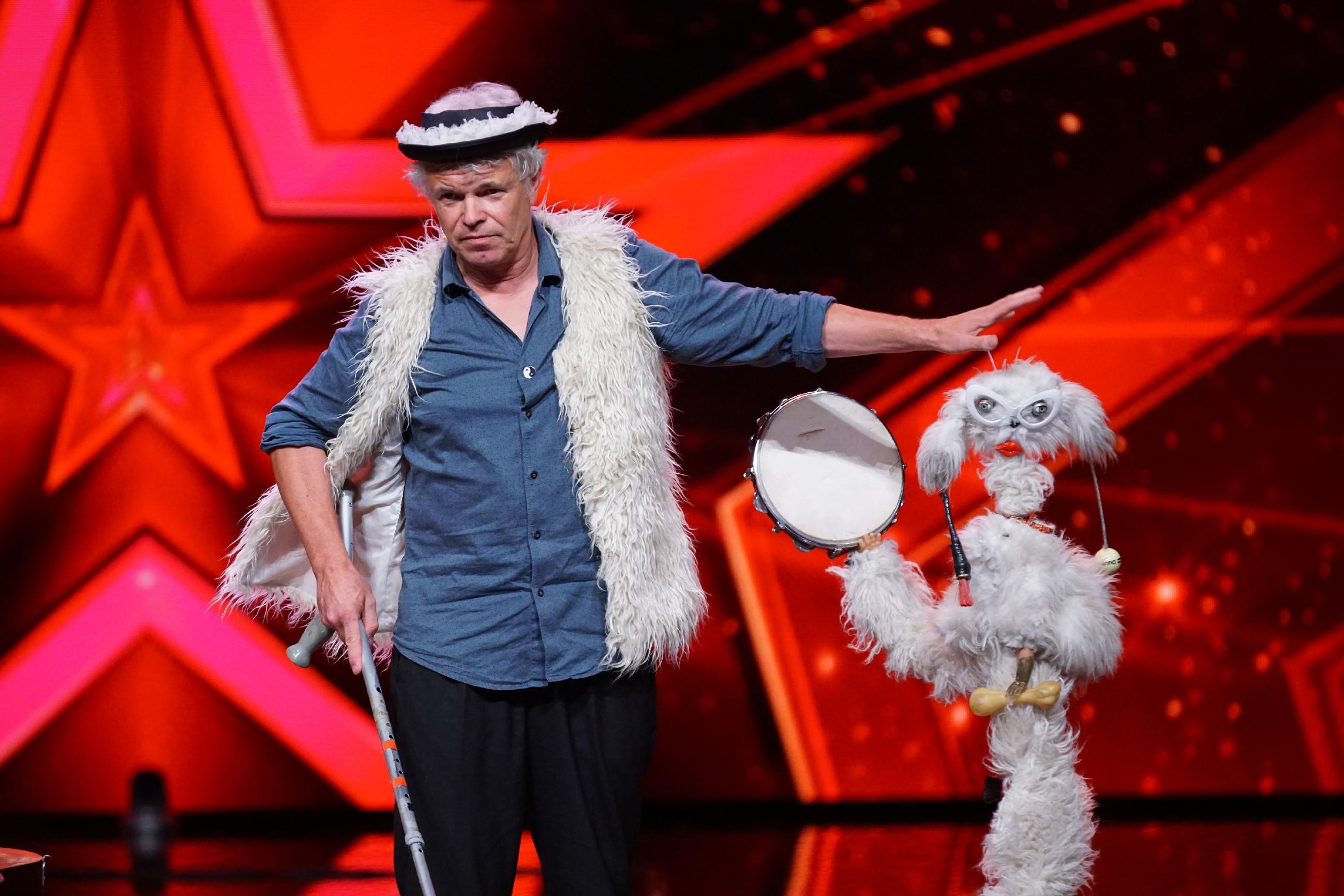 Das Supertalent 2016 - Thomas Hecking