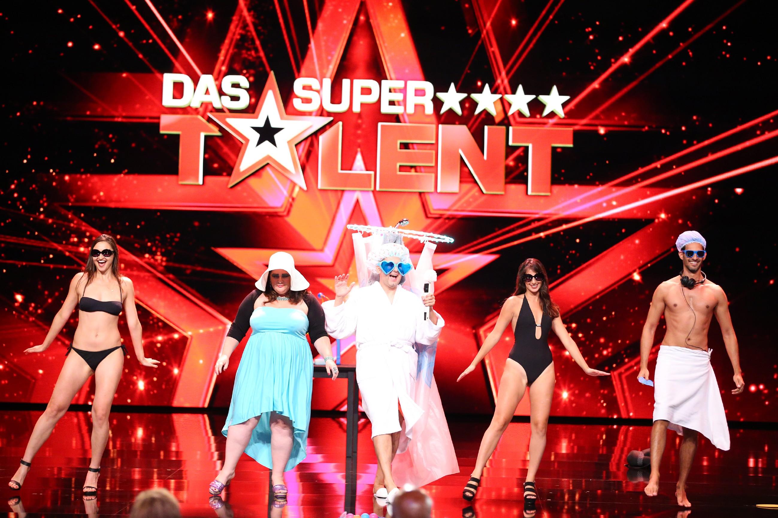Das Supertalent 2016 - Oren Toubiana
