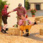 Bauer sucht Frau Bauernolympiade - Die Bauern Heinrich, Bruno und Gunther