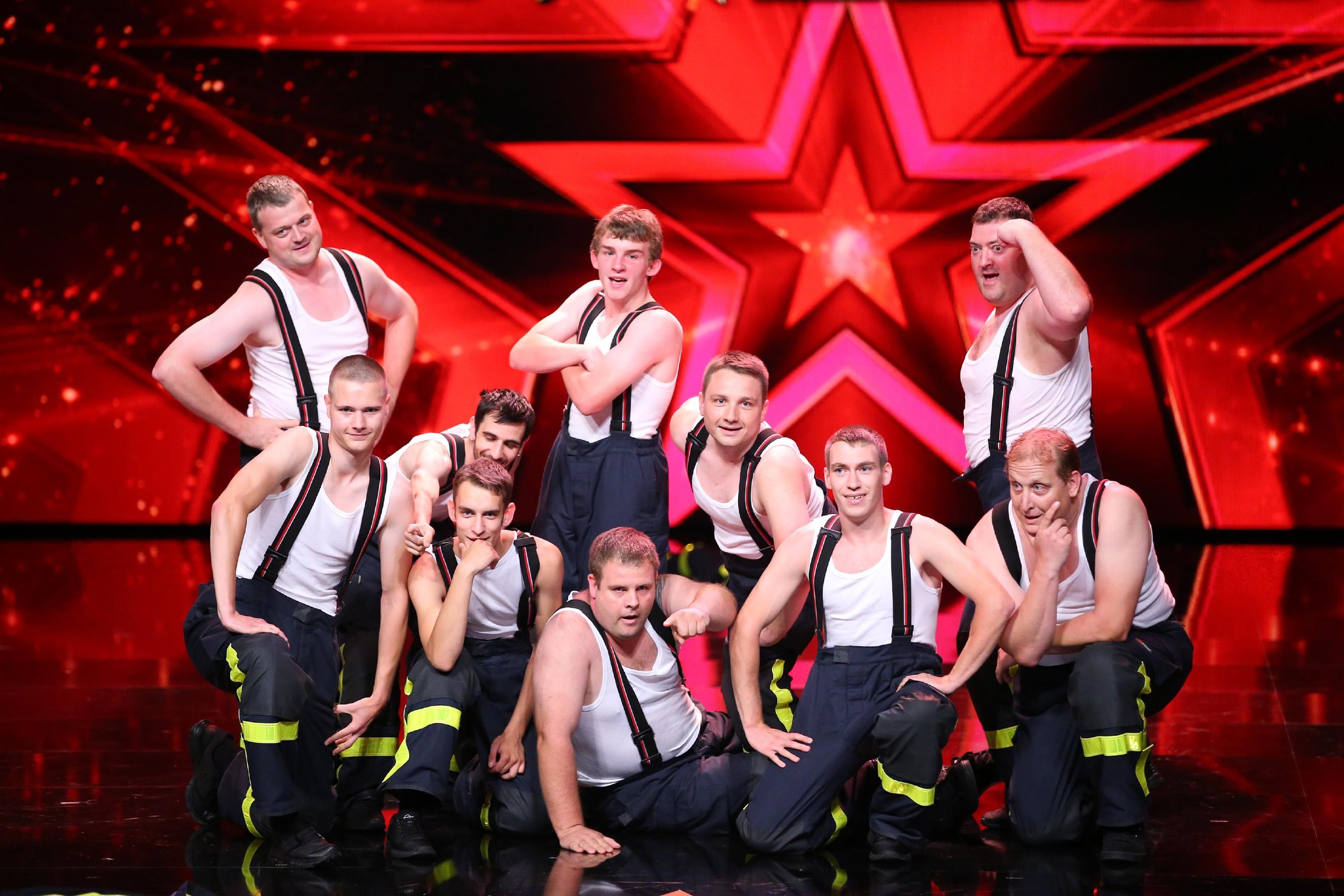 Das Supertalent 2016 Casting 1 - Vlad Kostenko und Anton Savchenko
