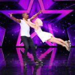 Das Supertalent 2016 Casting 2 - Anette Dytrt und Yannick Bonheur