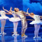 Dance Dance Dance Show 4 - Mario Kotaska