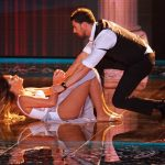 Dance Dance Dance Show 4 - Sabia Boulahrouz und Leonard Freier