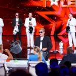 """Das Supertalent 2016 Casting 3 - Jürgen Ebert und die """"Globe Miller Band"""""""