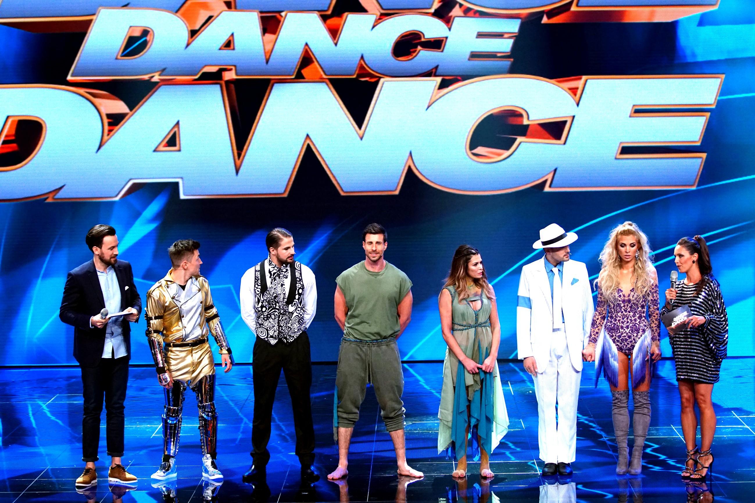Dance Dance Dance Halbfinale - Wer kommt ins Finale?