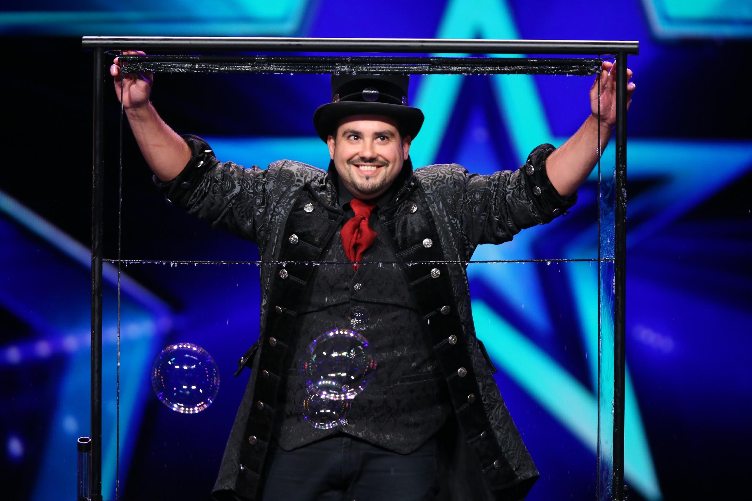 Das Supertalent 2016 Casting 4 - Marco Zoppi