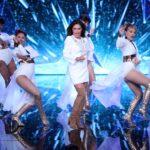 Dance Dance Dance Finale - Moderatorin Nazan Eckes
