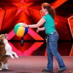 Das Supertalent 2016 Folge 6 - Tanja Hartmann und Hund Lucky