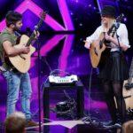 Das Supertalent 2016 Show 7 - Meg Pfeiffer und Luca Stricagnoli