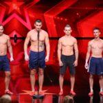 """Das Supertalent 2016 Show 8 - Das Quartett """"Wild"""""""