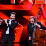Das Supertalent 2016 Show 8 - Nerses Ohanyan und Vladyslav Vorobel