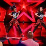 Das Supertalent 2016 Show 8 - Tracy Gathoni Mbiyu und Aliyah Werner
