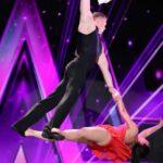 Das Supertalent 2016 Show 8 - Liubasha Gavrilenko und Laroslav Srepanets