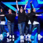 Das Supertalent 2016 Show 8 - Time2Change