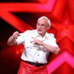 "Das Supertalent 2016 Show 8 - Wolfgang Sieben als ""Crazy Joe"""