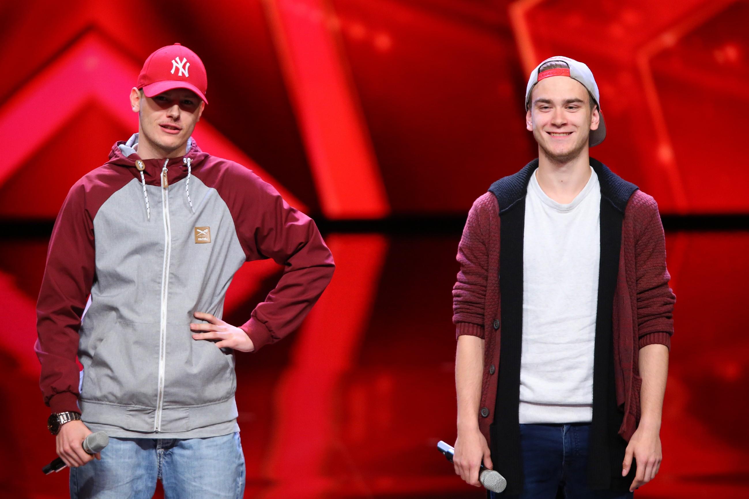 Das Supertalent 2016 - Fabian Skopiak und Justin Patalas