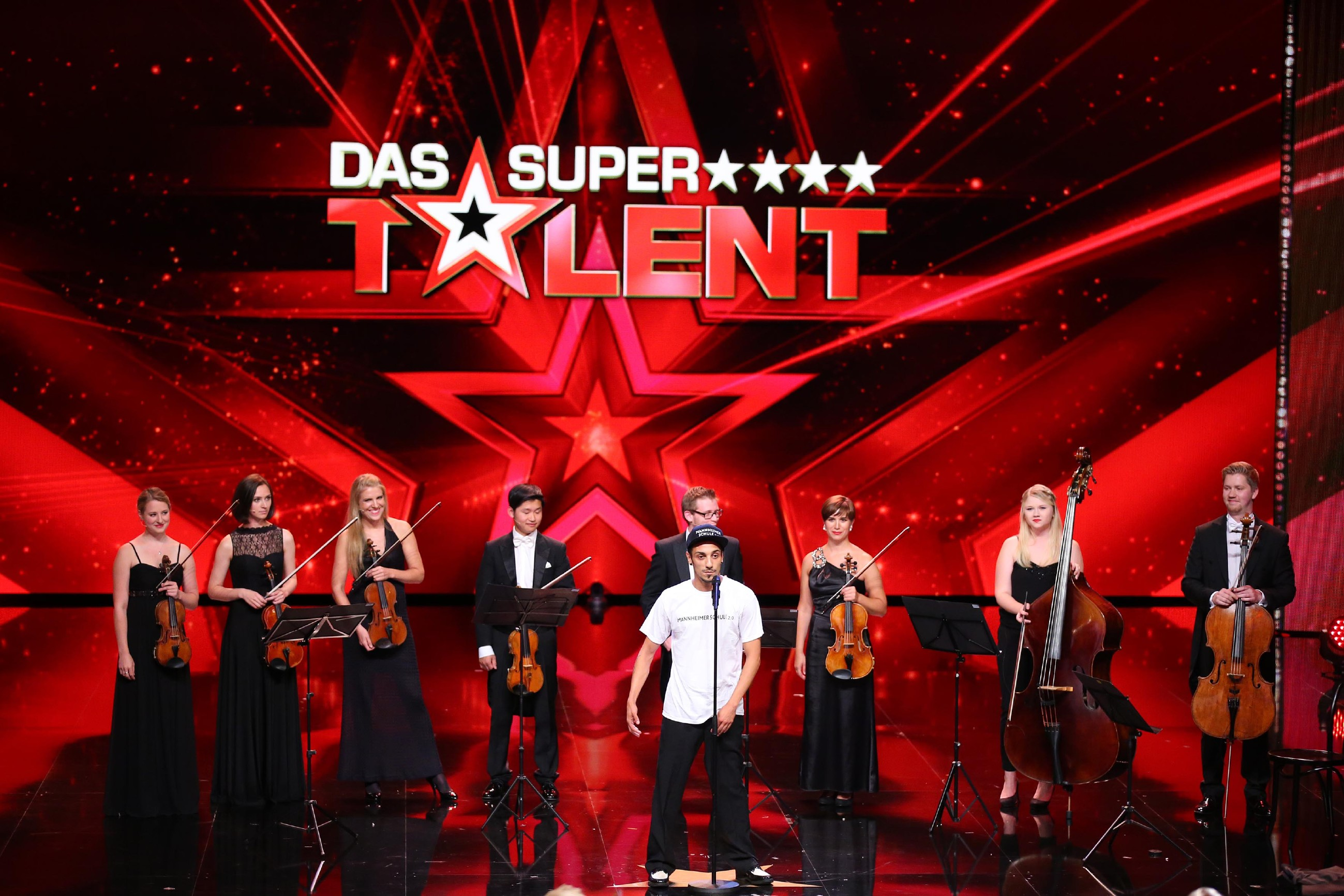 Das Supertalent 2016 - David Kwiek