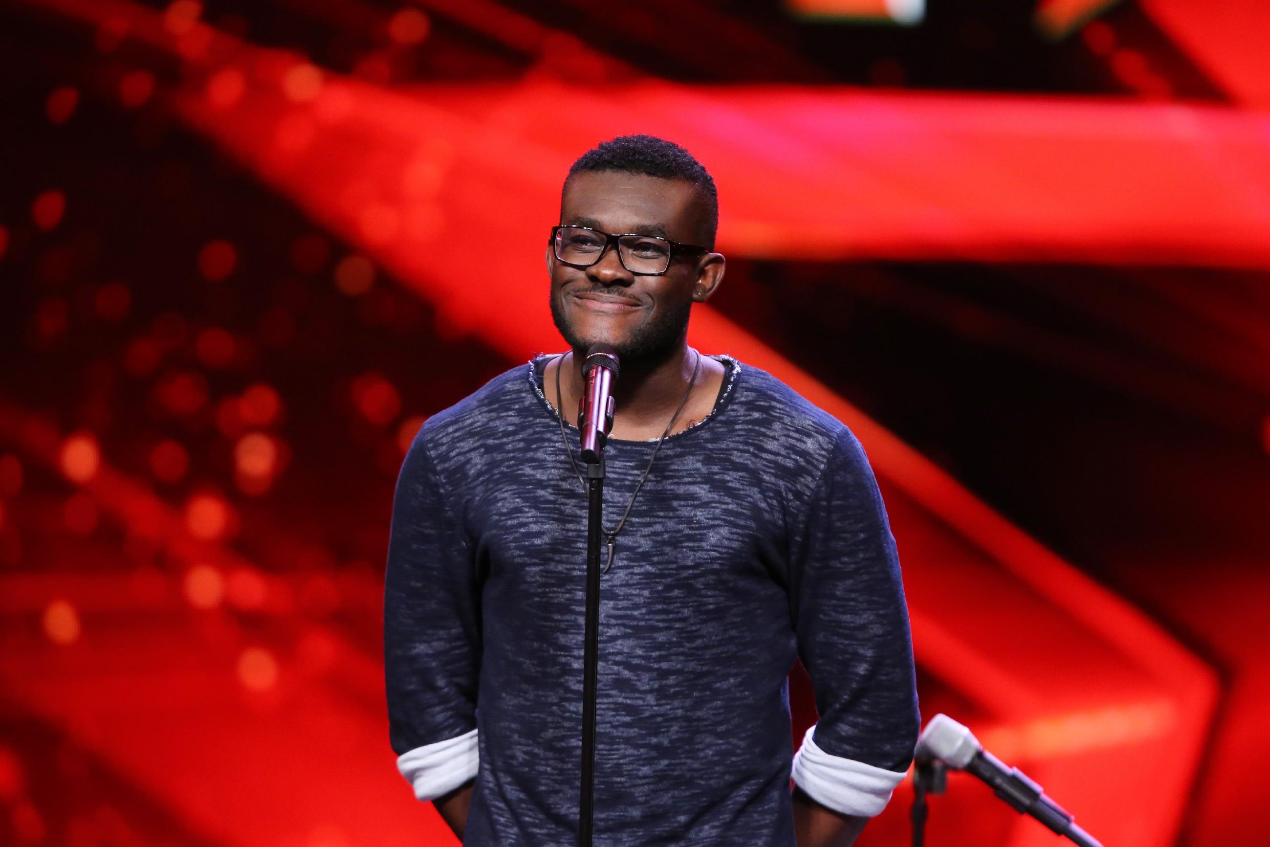 Das Supertalent 2016 - David Onka