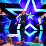 Das Supertalent 2016 - Das Trio Fricska Táncegyüttes