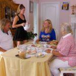 Schwiegertochter gesucht 2016 - Artur, Silvia und Ingeborg