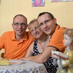 Schwiegertochter gesucht - Heiko, Mutter Sigrid und Bruder Guido