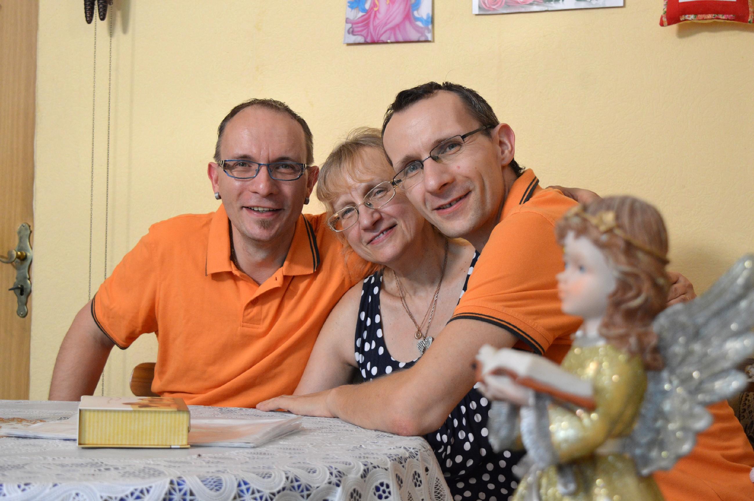 Schwiegertochter gesucht - Lutz, Stups und Ingo