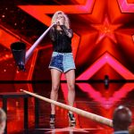 Das Supertalent 2016 - Eliana Burki