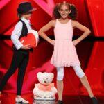 Das Supertalent - Shahida Krebs und Alina Hoffmann