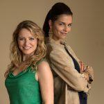 Triple Ex - Diana Staehly als Anna Holzinger und Susan Hoecke als ihre Schwester Dr