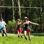Dschungelcamp 2017 Einzug - Sarah Joelle Jahnel und Nicole Mieth
