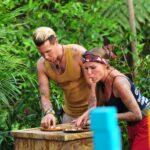 """Dschungelprüfung 01 """"Die Dschungelarena"""" - Gina-Lisa Lohfink und Florian Wess"""