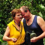 """Dschungelprüfung 02 """"Oll You Can Eat"""" - Fräulein Menke und Markus Majowski"""