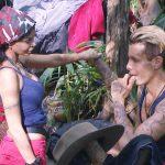 Dschungelcamp 2017 Tag 6 - Florian Wess und Kader Loth