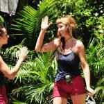 """Dschungelprüfung 7 """"Die Zwickmühle"""" - Hanka und Nicole erspielen zwölf Sterne"""